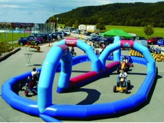 Hot Selling Kids Club Karts Race Track