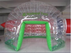 Double Layers Inflatable Bubble Tent