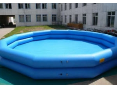 Double Layers Round Pool