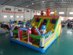 Clown bounce house slajdowa kombi