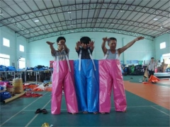 Pants Trio Games Triple Trousers
