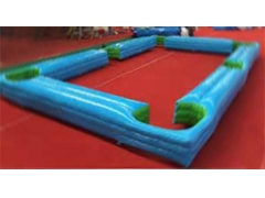 Inflatable Football Court