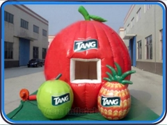 Advertising Inflatable Fruit Booth
