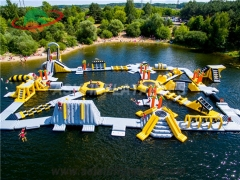 Extreme Inflatable Water Park