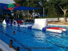 Stylish Swimming Pool Use Inflatable Water Park Water Games