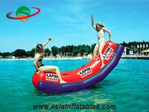 Inflatable Water Seesaw