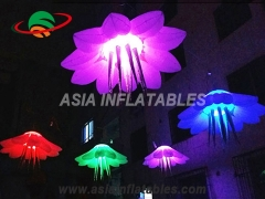 2m Inflatable LED Flowers
