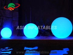 Inflatable Zygote Interactive LED Balls