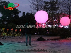 Advertising Inflatable Stand Light Balloon