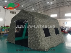 Inflatable Military Tent