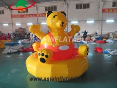 advertising custom inflatable bear