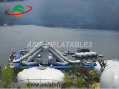 The Biggest Inflatable Water Park