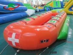 12 Person Inflatable Banana Boat