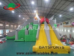 Inflatable Custom Inflatable Slide