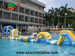 Stylish Water Pool Challenge Water Park Inflatable Water Games