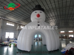 6-metrowy nadmuchiwany snowman