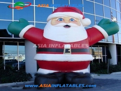 Advertising Decoration Mascots Inflatable Christmas Santas online